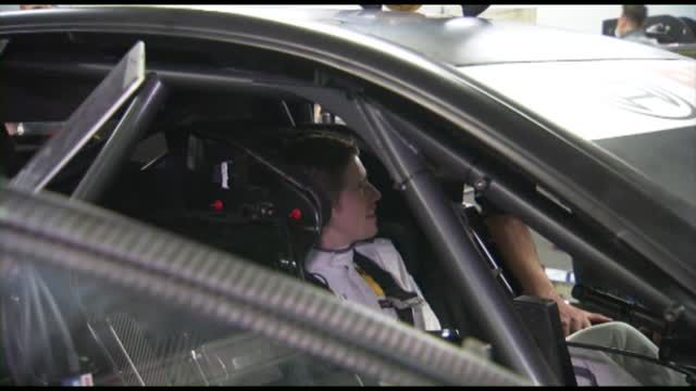 News video: Paul Di Resta back in Mercedes-Benz DTM-Cockpit